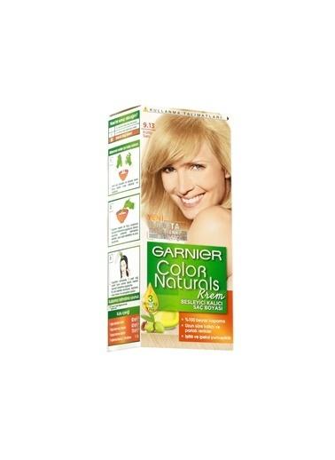 Garnier Garnier Color Naturals Saç Boyası 9.13 Açık Küllü Sarı Renkli